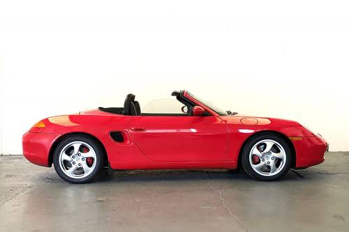 2001 Porsche Boxster S, low mileage modern classic SOLD (picture 2 of 6)