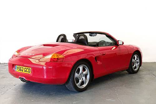 2001 Porsche Boxster S, low mileage modern classic SOLD (picture 3 of 6)
