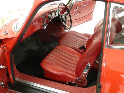 1962 RHD Porsche 356B Super T6 Coupe SOLD (picture 6 of 6)