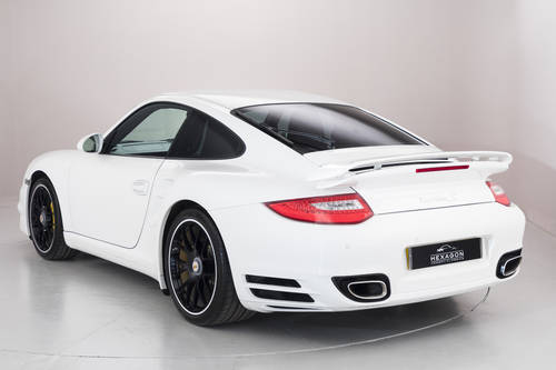 2010 PORSCHE 911 (997) TURBO S PDK COUPE SOLD (picture 2 of 6)