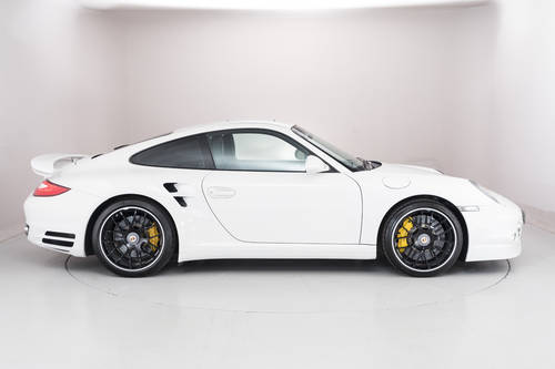 2010 PORSCHE 911 (997) TURBO S PDK COUPE SOLD (picture 3 of 6)