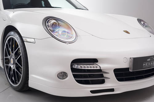 2010 PORSCHE 911 (997) TURBO S PDK COUPE SOLD (picture 5 of 6)