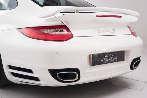 2010 PORSCHE 911 (997) TURBO S PDK COUPE SOLD (picture 6 of 6)