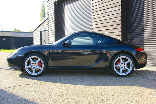 2011 Porsche 987 Cayman 3.4 S 6 Speed Manual (46,896 miles) SOLD (picture 1 of 6)