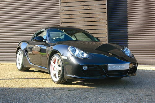 2011 Porsche 987 Cayman 3.4 S 6 Speed Manual (46,896 miles) SOLD (picture 2 of 6)