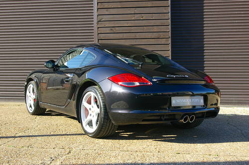 2011 Porsche 987 Cayman 3.4 S 6 Speed Manual (46,896 miles) SOLD (picture 3 of 6)