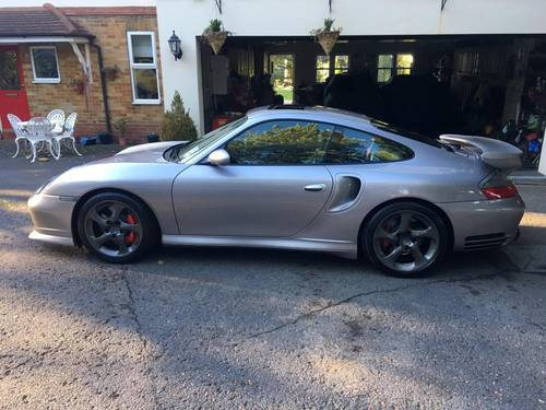 £35,995 : 2003 PORSCHE 996 TURBO 6 SPEED MANUAL For Sale (picture 2 of 6)