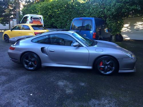 £35,995 : 2003 PORSCHE 996 TURBO 6 SPEED MANUAL For Sale (picture 3 of 6)
