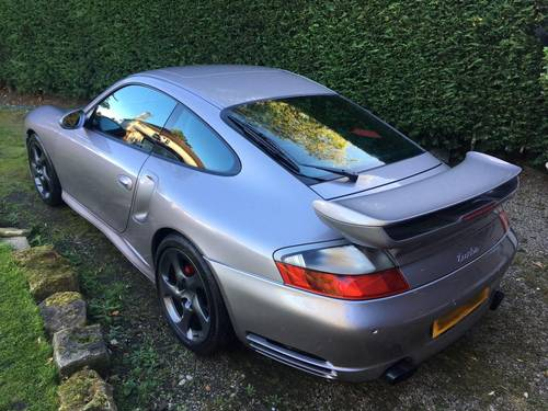 £35,995 : 2003 PORSCHE 996 TURBO 6 SPEED MANUAL For Sale (picture 4 of 6)