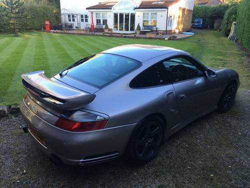£35,995 : 2003 PORSCHE 996 TURBO 6 SPEED MANUAL For Sale (picture 5 of 6)