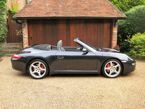 2006 Porsche 911 (997) 3.8 Carrera S Tiptronic With Only 28k      For Sale (picture 5 of 6)