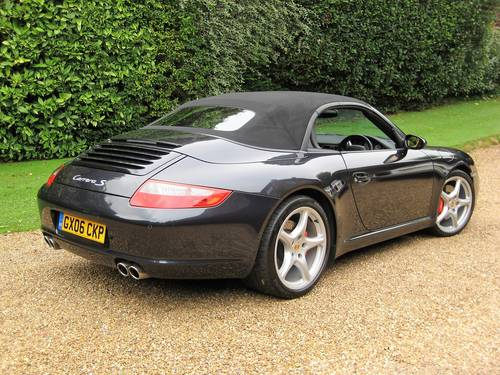2006 Porsche 911 (997) 3.8 Carrera S Tiptronic With Only 28k      For Sale (picture 6 of 6)