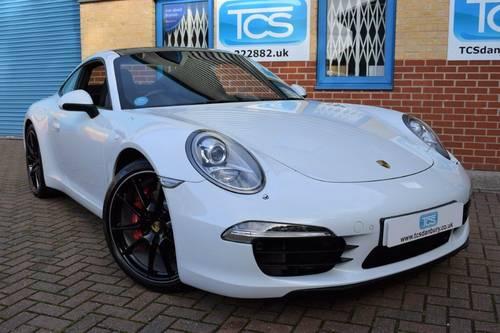 2015 Porsche 911 (991) Gen1 Carrera S 3.8i 400BHP SOLD (picture 1 of 6)