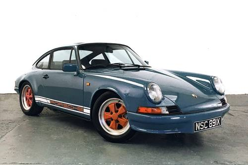 Porsche 911SC backdate with rebuilt engine and gearbox 1982 SOLD (picture 1 of 6)