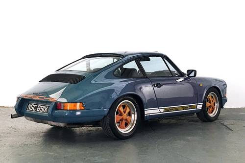 Porsche 911SC backdate with rebuilt engine and gearbox 1982 SOLD (picture 2 of 6)