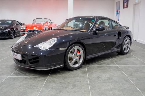 2003 Porsche 996 Turbo SOLD (picture 2 of 6)