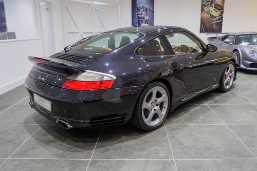 2003 Porsche 996 Turbo SOLD (picture 3 of 6)