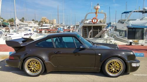 1992 Porsche 964 Trubo 3.3 500 Cv For Sale (picture 1 of 6)