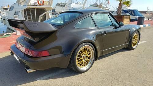 1992 Porsche 964 Trubo 3.3 500 Cv For Sale (picture 2 of 6)