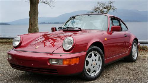 1990 Porsche 911-964 immaculate recent £9k spend SOLD (picture 1 of 6)