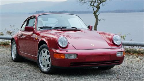 1990 Porsche 911-964 immaculate recent £9k spend SOLD (picture 2 of 6)