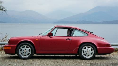 1990 Porsche 911-964 immaculate recent £9k spend SOLD (picture 3 of 6)