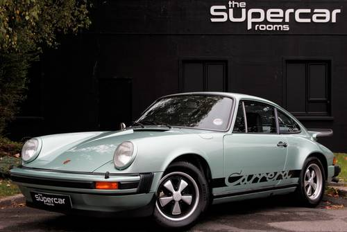 1975 Porsche 911 2.7 MFI - RHD - 55K Miles - RS911 Restored For Sale (picture 1 of 6)