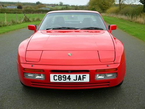 1986 PORSCHE 944 2.5  SOLD (picture 2 of 6)