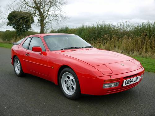 1986 PORSCHE 944 2.5  SOLD (picture 3 of 6)