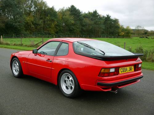 1986 PORSCHE 944 2.5  SOLD (picture 4 of 6)