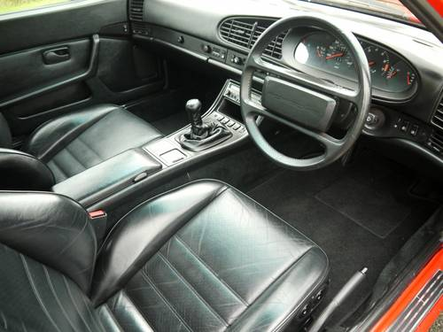 1986 PORSCHE 944 2.5  SOLD (picture 5 of 6)