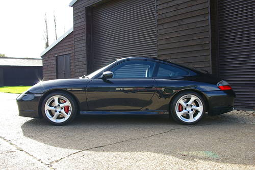 2002 Porsche 996 3.6 C4S 6 Speed Manual Coupe (57,892 miles) SOLD (picture 1 of 6)