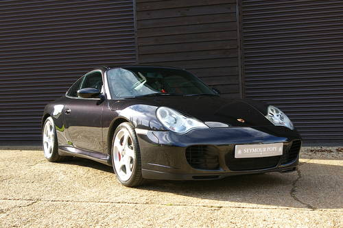 2002 Porsche 996 3.6 C4S 6 Speed Manual Coupe (57,892 miles) SOLD (picture 2 of 6)