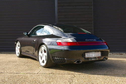 2002 Porsche 996 3.6 C4S 6 Speed Manual Coupe (57,892 miles) SOLD (picture 3 of 6)