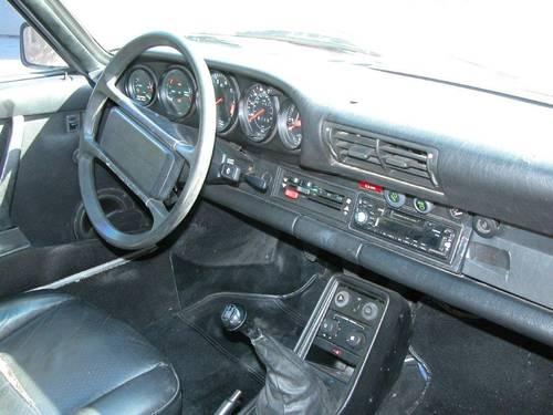 1987 Porsche 911 3.2 Carrera Cabriolet  For Sale (picture 4 of 5)