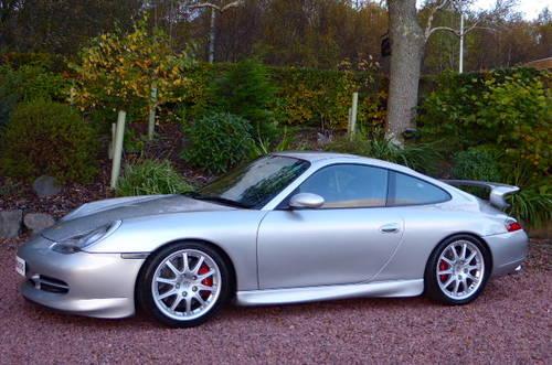 2000 Porsche 911 GT3 Mk1 (Clubsport package) Sensational SOLD (picture 2 of 6)