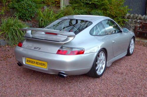 2000 Porsche 911 GT3 Mk1 (Clubsport package) Sensational SOLD (picture 3 of 6)