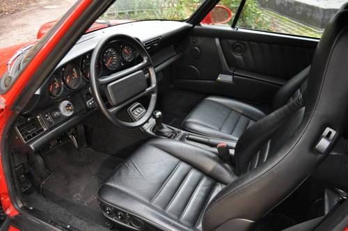Porsche 964 Carrera 2 Cabriolet (1990) For Sale (picture 4 of 6)