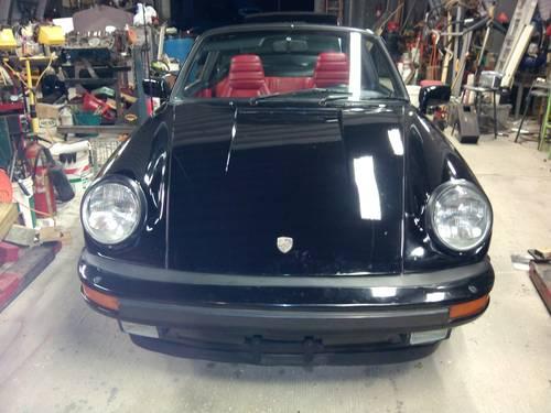1984 Porsche 911 Targa  SOLD (picture 1 of 6)