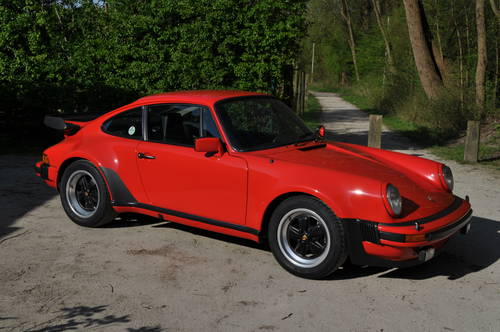 Porsche 911 930 Turbo 3.3 (1978) For Sale (picture 1 of 6)