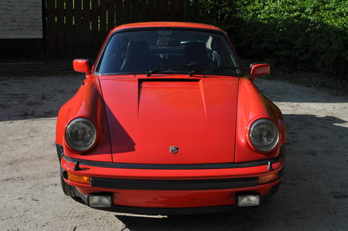 Porsche 911 930 Turbo 3.3 (1978) For Sale (picture 2 of 6)