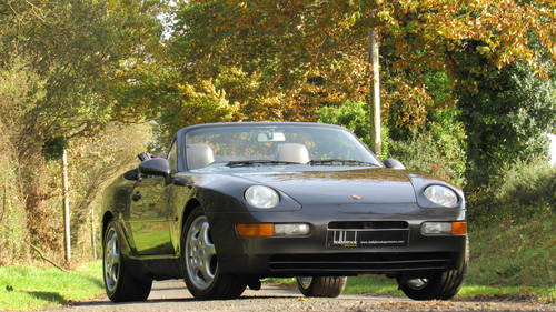 1994 Well cared for Porsche 968 Cab SOLD (picture 1 of 6)
