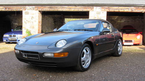 1994 Well cared for Porsche 968 Cab SOLD (picture 2 of 6)