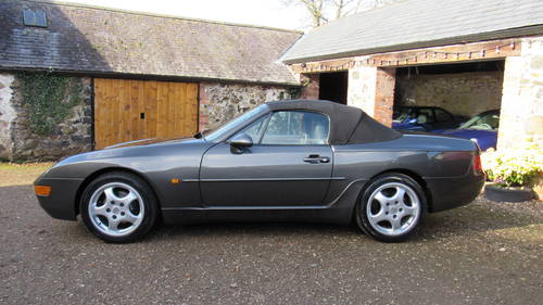 1994 Well cared for Porsche 968 Cab SOLD (picture 3 of 6)