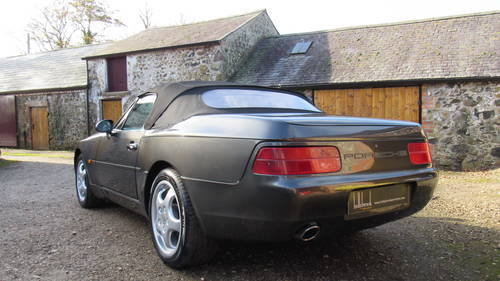 1994 Well cared for Porsche 968 Cab SOLD (picture 4 of 6)