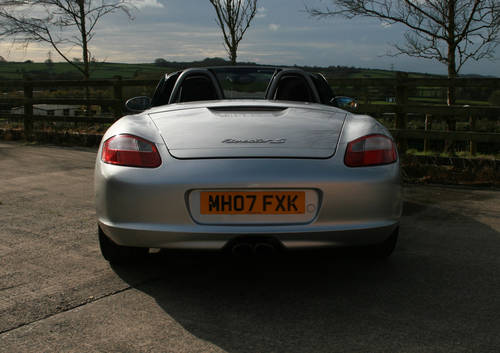 2007 PORSCHE BOXSTER S 987 SOLD (picture 2 of 6)