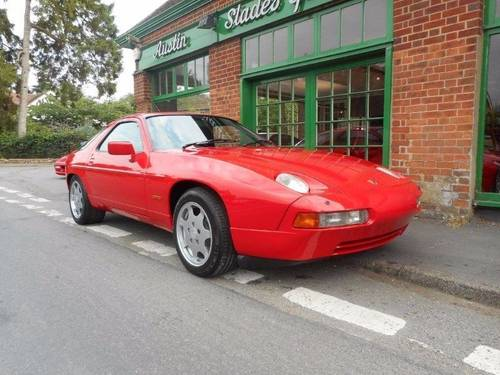 1989 Porsche 928 S4 GT Coupe Manual  For Sale (picture 2 of 4)