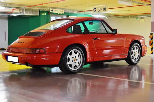 1991 964 Carrera 4 LHD  SOLD (picture 3 of 6)