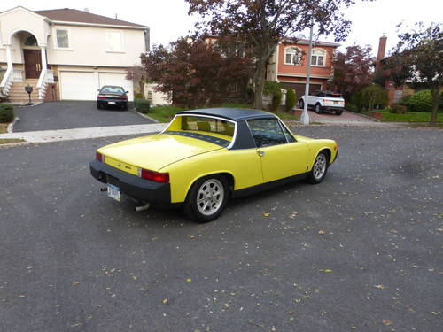 1975 Porsche 914 Targa 1.8 Ltr A Driver - SOLD (picture 4 of 6)
