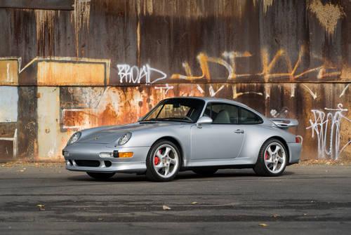 1996 Porsche Carrera 4S  For Sale (picture 1 of 6)